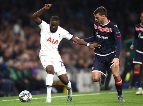 Will the spectre of racism emerge once again as Tottenham head to Serbia?
