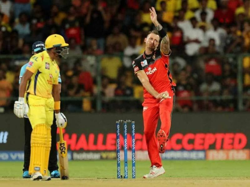 Dale Steyn was called in a replacement player by RCB in IPL 2019