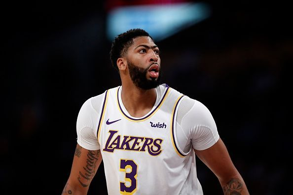 Anthony Davis has hinted at a future move to the Chicago Bulls
