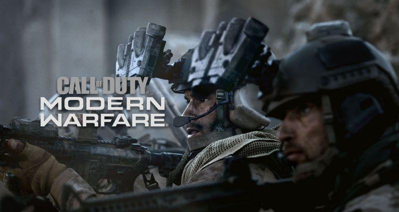 infinity ward reveals call of duty modern warfare v1 09