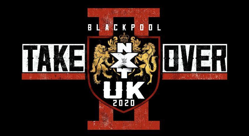 WWE NXT UK will return to Blackpool in January!