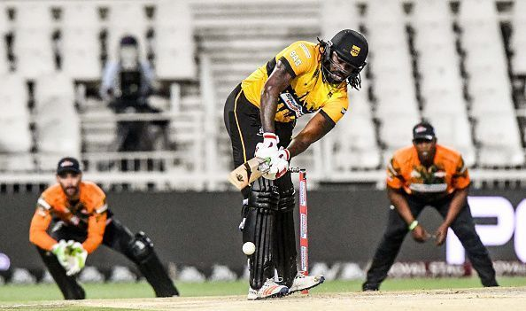 This will be Chris Gayle