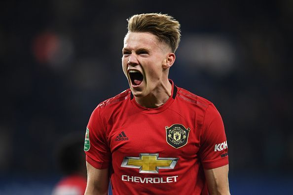 Scott McTominay could be taking charge of midfield once again