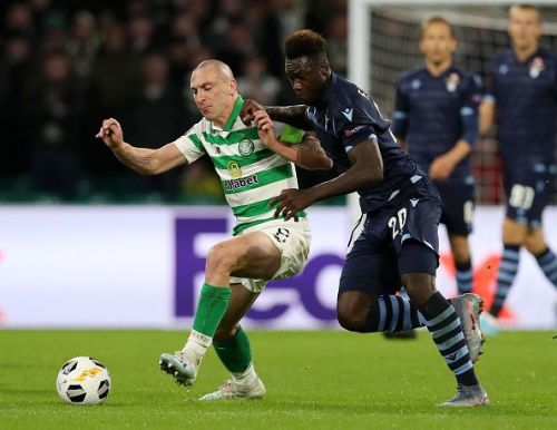 Celtic FC v Lazio was one of the quality ties on Matchday 3