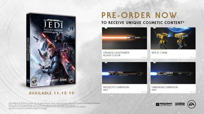 Jedi Fallen Order-Standard Edition