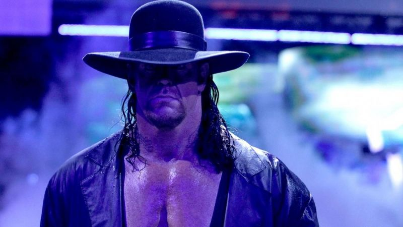 The Undertaker feuded with Edge (w/Vickie Guerrero) in 2007-08