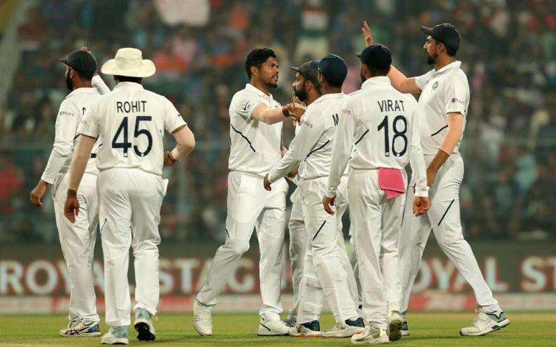 भारत ने ऐतिहासिक डे-नाईट टेस्ट में जीत हासिल की (Photo: BCCI)