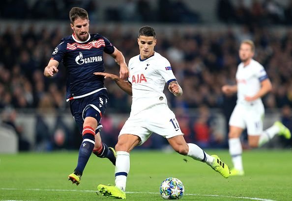 Lamela has flattered to deceive and it could prove a case of now or never for his future under Mourinho