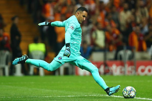 Some Real Madrid fans would bring Navas back into their team in a heartbeat