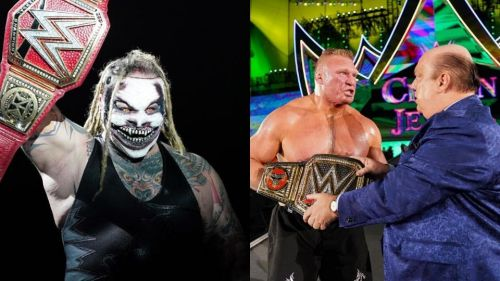 Could The Fiend attack Brock Lesnar on RAW tonight?