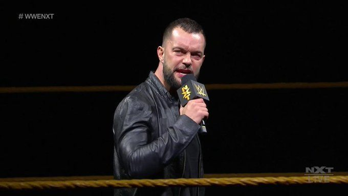 Finn Balor claims NXT is weak