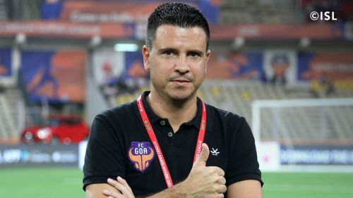 Lobera was delighted with the win over Mumbai