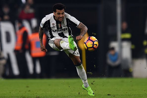 Alves has performed brilliantly with different clubs in the CL