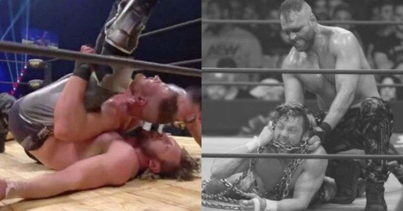 Moxley vs. Omega.