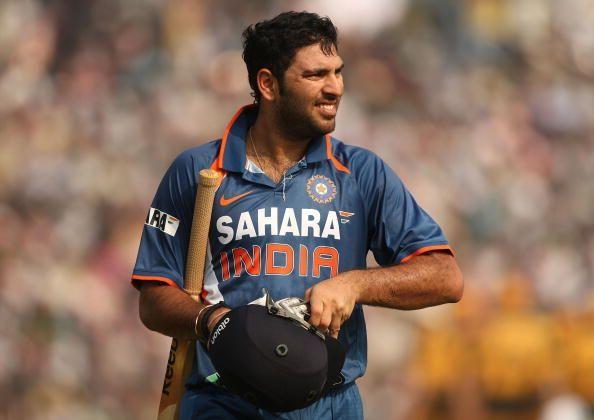 Yuvraj Singh had played for 6 IPL franchises
