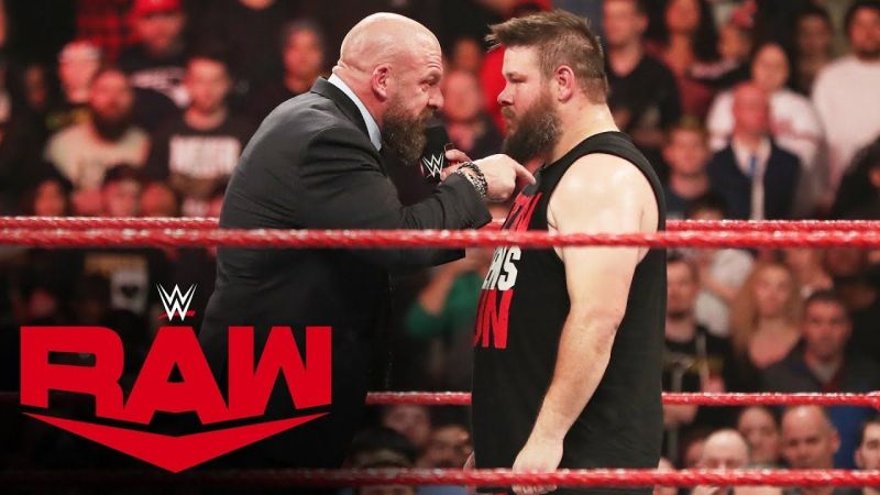 Triple H attempted to lure Kevin Owens into joining NXT!