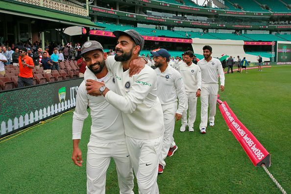 A red-hot India will be crossing swords with Bangladesh in a two-match Test series