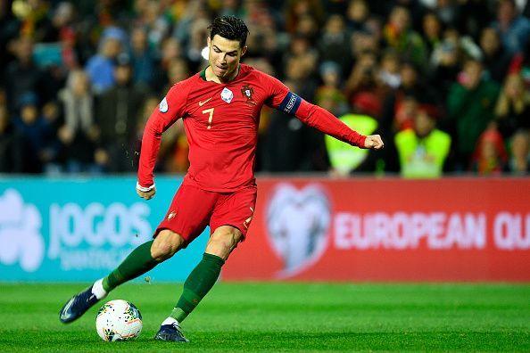 Portugal v Lithuania - UEFA Euro 2020 Qualifier