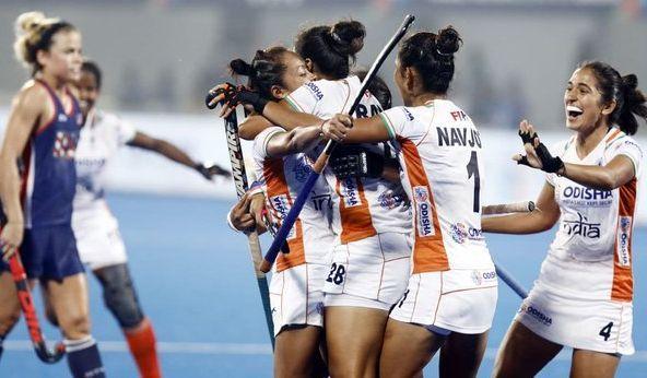भारतीय महिला हॉकी टीम