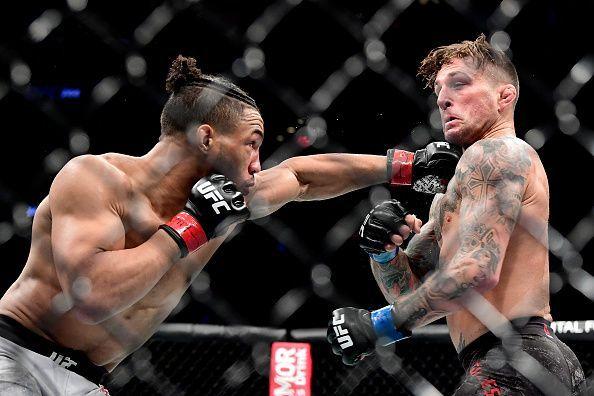 UFC 244 Lee v Gillespie