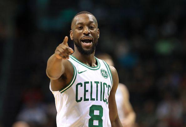 Kemba Walker has led the Celtics to a 10-1 start