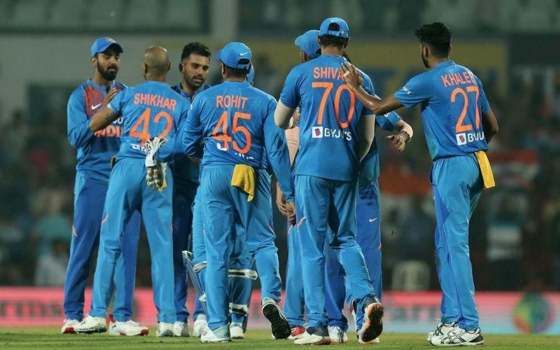 भारत ने जीती सीरीज (Photo: BCCI)