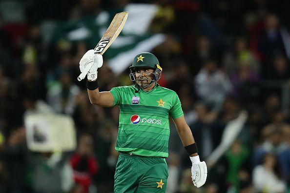 Iftikhar was a bright spot for Pakistan