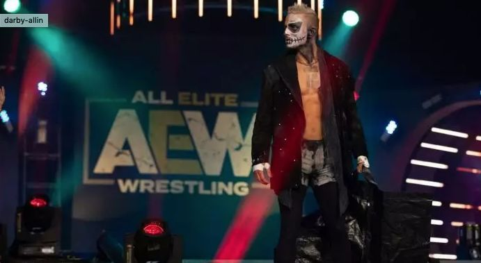 Image result for darby allin aew