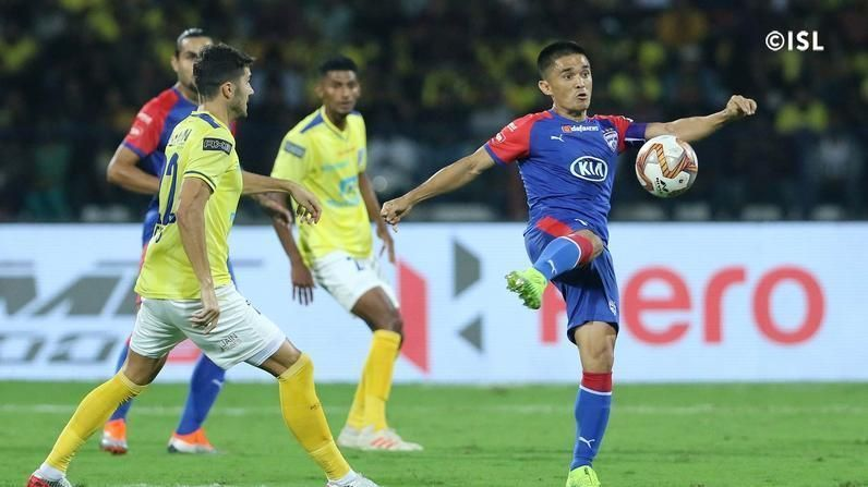 Bengaluru FC will look to consolidate their position in the ISL standings