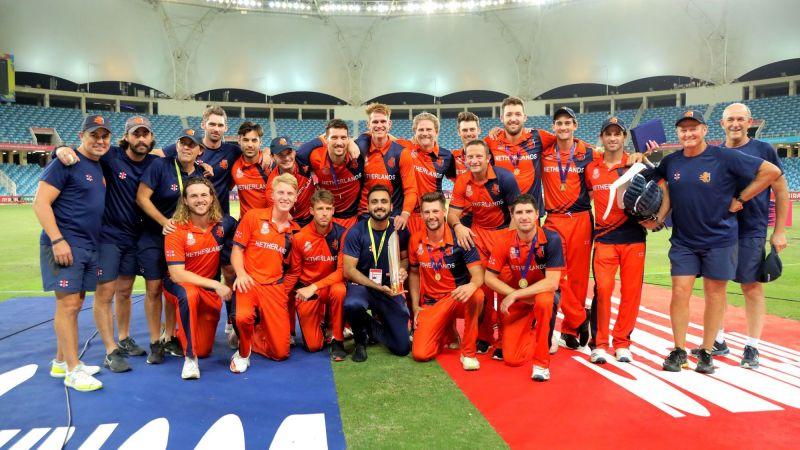 विजेता नीदरलैंड्स टीम (Photo: ICC)