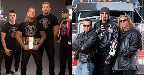 NWO's Hogan or Inner Circle's Jericho