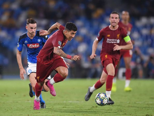 Liverpool will want revenge over Napoli