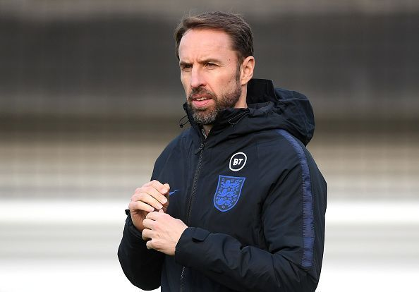 Gareth Southgate - The England Boss