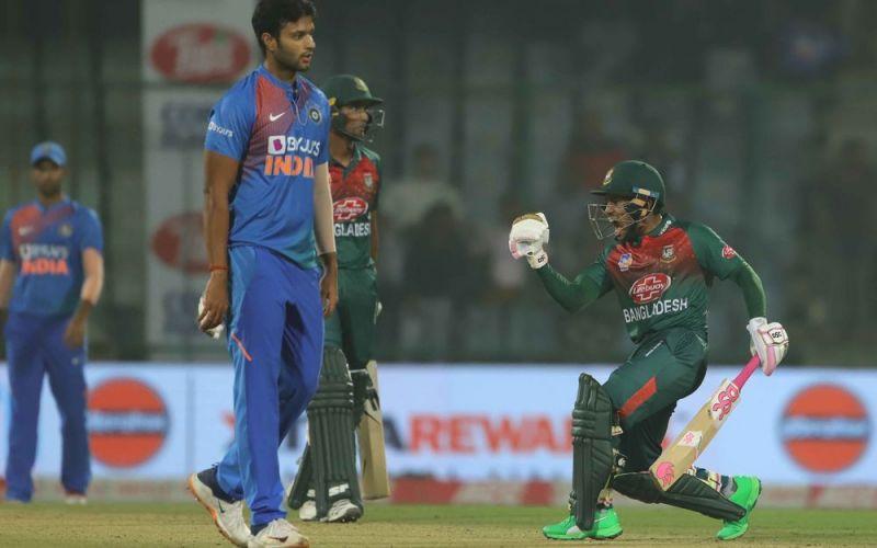 बांग्लादेश की ऐतिहासिक जीत (PHOTO-BCCI)