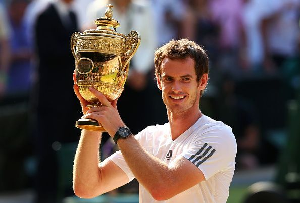 Andy Murray made his comeback to tennis this year
