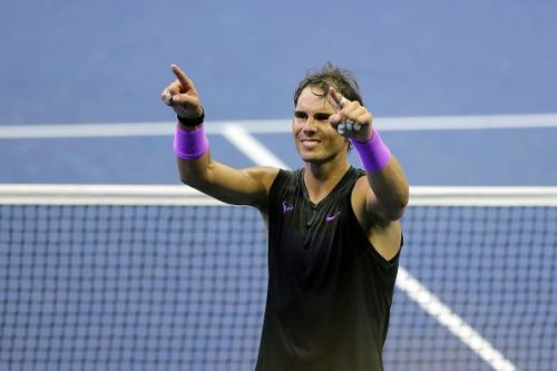 2019 US Open champ Nadal would look forward to continuing his glorious run on the hard courts this season at Paris Masters