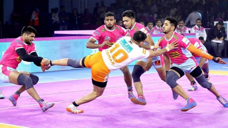 Whom will the Jaipur Pink Panthers release?