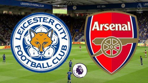 English Premier League: Leicester City vs Arsenal