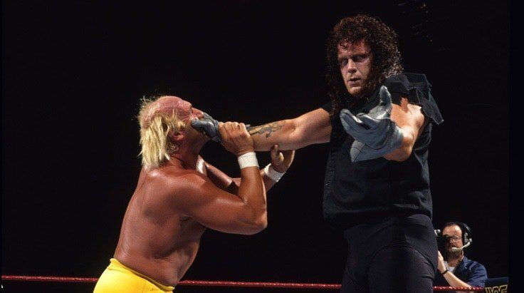The Undertaker captured his first WWE Title at Survivor Series 1991.
