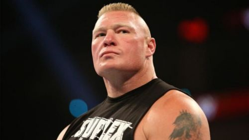 Brock Lesnar is a dream opponent for many Superstars