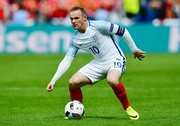 Wayne Rooney did well as an attacking midfielder at Euro 2016