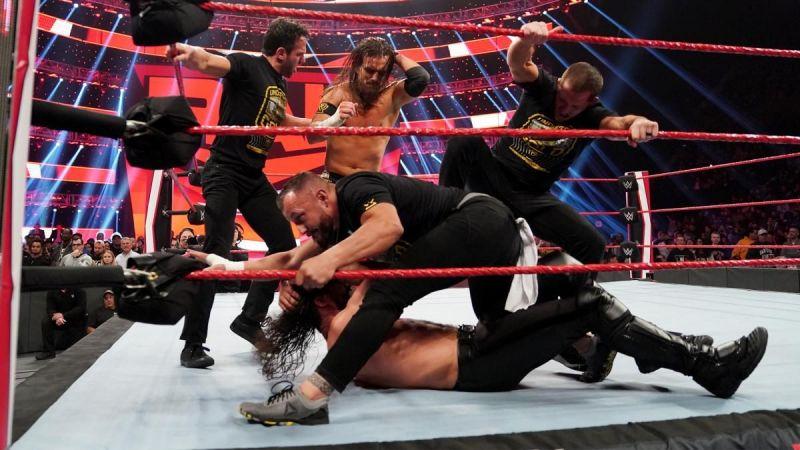Afbeeldingsresultaat voor Rollins Undisputed Era