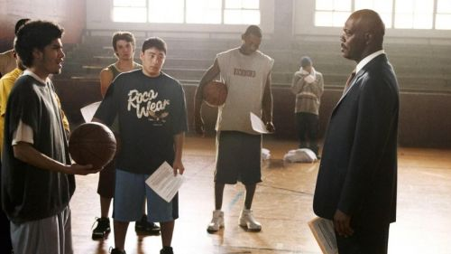 Coach Carter tells the true story of the basketball lockout at Richmond High School