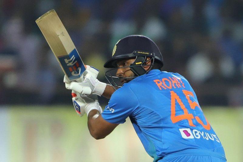 रोहित शर्मा ने तोड़ डाले कई रिकॉर्ड (Photo: BCCI)