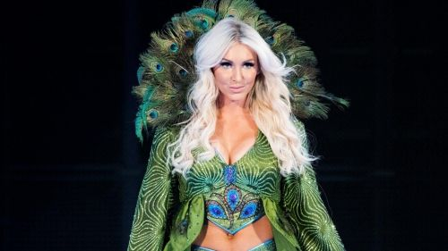'The Queen' Charlotte Flair