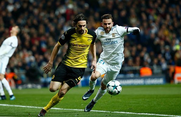 Subotic followed Jurgen Klopp to Borussia Dortmund and left soon after he did