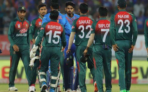 बांग्लादेश के कप्तान ने खराब बल्लेबाजी को हार का कारण बताया (Photo: BCCI)