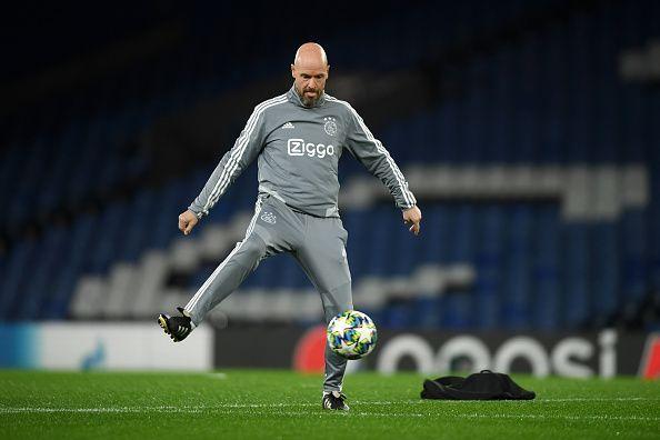 Erik en Hag has turned Ajax into one of the best teams in Europe