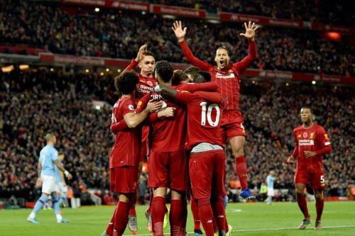 The Liverpool Juggernaut rolls on.