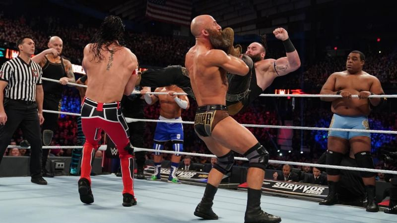 Survivor Series had everything one expected and more!